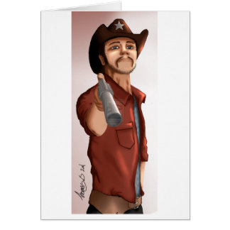 Sheriff Karte