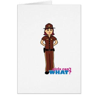 Sheriff - Medium Karte