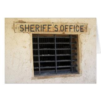 sheriffoffice karte