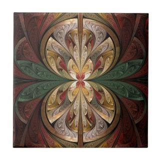 Shine und Aufstiegs-abstraktes beflecktes Glas Keramikfliese