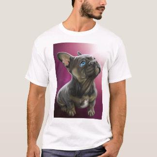 Shirt der französischen Bulldogge