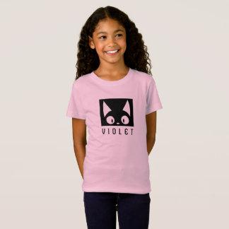 Shirt für Veilchen