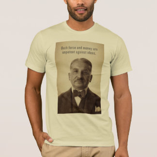 Shirt Ludwigs von Mises Ideas