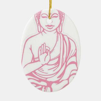 Shiva ließ es gehen ovales keramik ornament