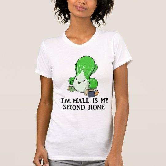 Shopaholic Bok Choy (Erwachsener) T-Shirt