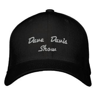 Show Daves Davis Bestickte Baseballkappe
