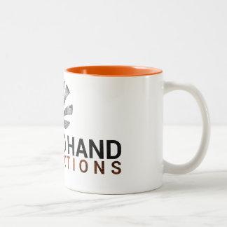 SHP-Kaffeetasse Zweifarbige Tasse