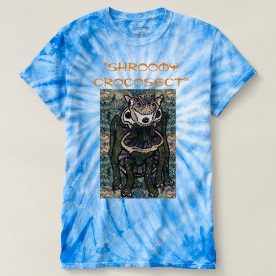"""Shroomy Crocosect "" T-shirt"