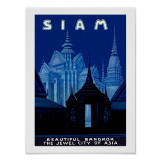 Siam Poster