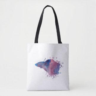 Siamesische kämpfende Fische - betta splendens Tasche