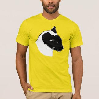 Siamesische Katzen-T - Shirt Löwen