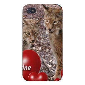 Sibirischer Luchs-Speck-Kasten iPhone 4 Etuis