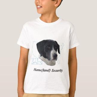 Sicherheit des Zuhause-(Land) T-Shirt
