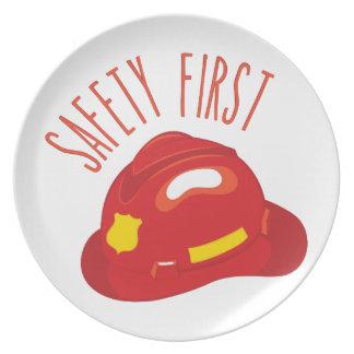 Sicherheit erste essteller