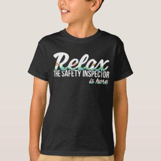 Sicherheits-Inspektor T-Shirt