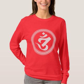 Siddham OM der lange Sleeved T - Shirt Frauen