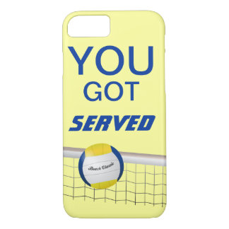 Sie erhielten gedienten Strand-Volleyball iPhone 7 iPhone 7 Hülle