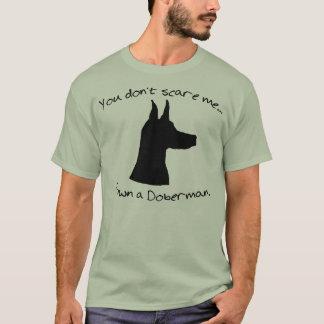 Sie erschrecken mich nicht, I besitzen ein T-Shirt