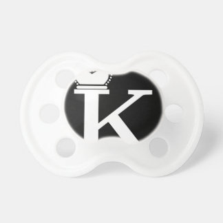 SIE geben K mir Logo Schnuller