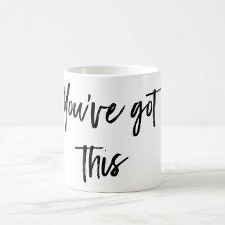 Sie haben diese Kaffee-Tasse Tasse