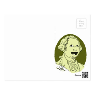 Sie haben sonderbares Post | #jWe |, wenn ich Postkarte