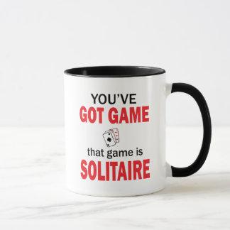 Sie haben Spiel Tasse