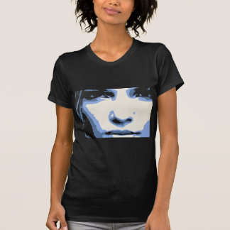 Sie hat das Blues.JPG T-Shirt