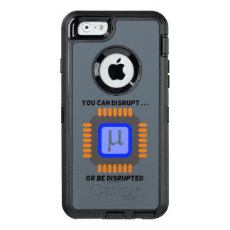 Sie können zerbrochener Halbleiter stören… oder OtterBox iPhone 6/6s Hülle