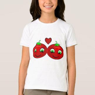 """Sie sagen """"Tomate-Liebe """" T-Shirt"""