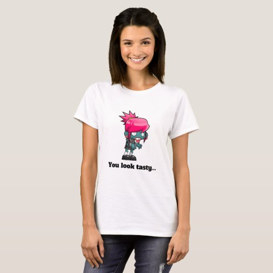 Sie schauen… geschmackvoll T-Shirt