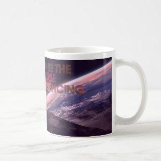 Sie sind das Universum Kaffeetasse