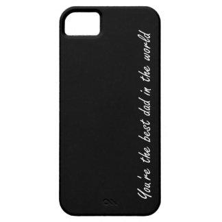 Sie sind der beste Vati in der Welt - Schwarzes - Barely There iPhone 5 Hülle