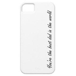Sie sind der beste Vati in der Welt - Weiß - iPhone 5 Schutzhülle