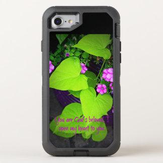 Sie sind des geliebten Gottes OtterBox Defender iPhone 7 Hülle