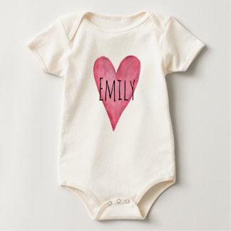 Sie sind geliebter kundengerechtes Baby-Bio Baby Strampler