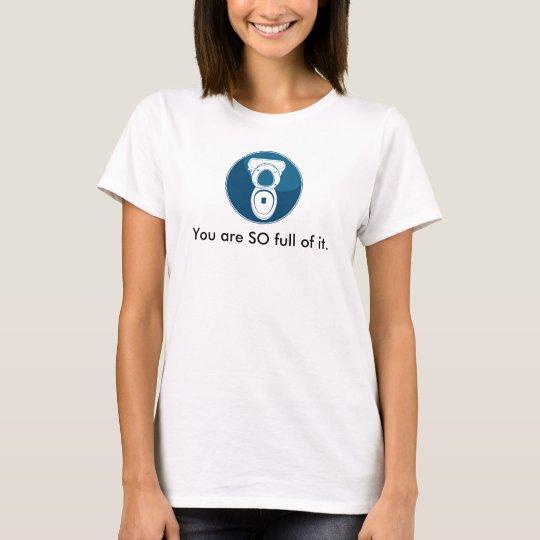 Sie sind von es SO voll T-Shirt