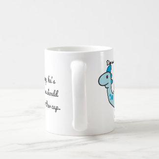 Sie sollten mehr Kaffee trinken Kaffeetasse