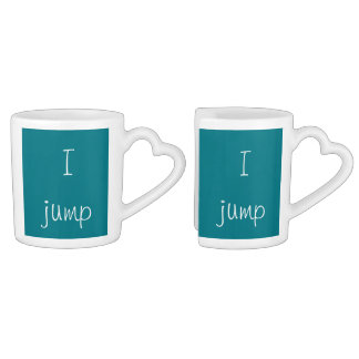 Sie springen, ich springen liebestassen