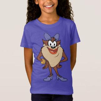Sie-Teufel in der Farbe T-Shirt