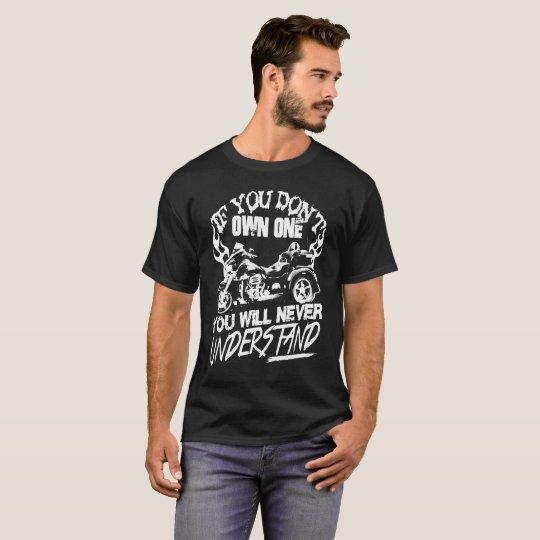 Sie verstehen nie T-Shirt