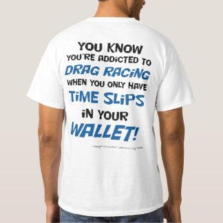 Sie wissen, dass Sie gewöhnt werden, um das Laufen T-Shirt