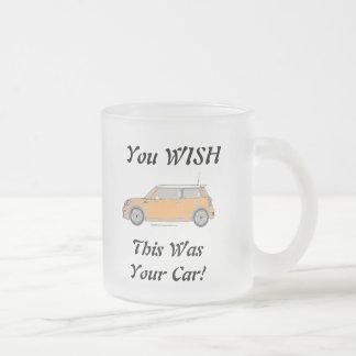 Sie WÜNSCHEN, dass dieses Ihr Auto war! Haferl