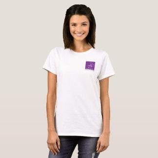Sieben der Schwestern grundlegende T w/college T-Shirt