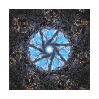Sieben Meere Leinwanddruck