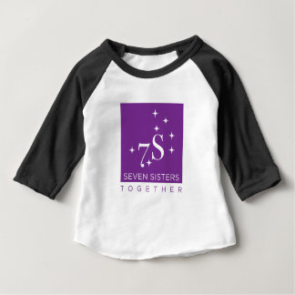 Sieben Schwester-Kinderballgame-Shirt! Baby T-shirt