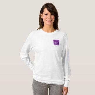 Sieben Schwester-zusammen lange Hülse T T-Shirt