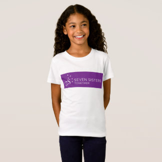 Sieben Schwester-zusammen Mädchen dennoch… T-Shirt