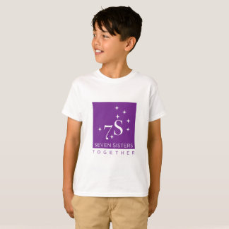 Sieben SistersTogether grundlegender UnisexkinderT T-Shirt