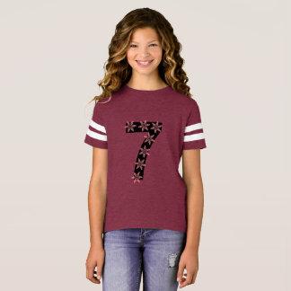 Sieben T-Shirt