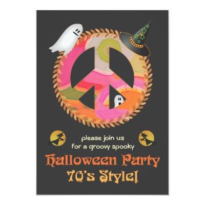 Hippie Party Einladung | Zazzle.ch, Einladungsentwurf